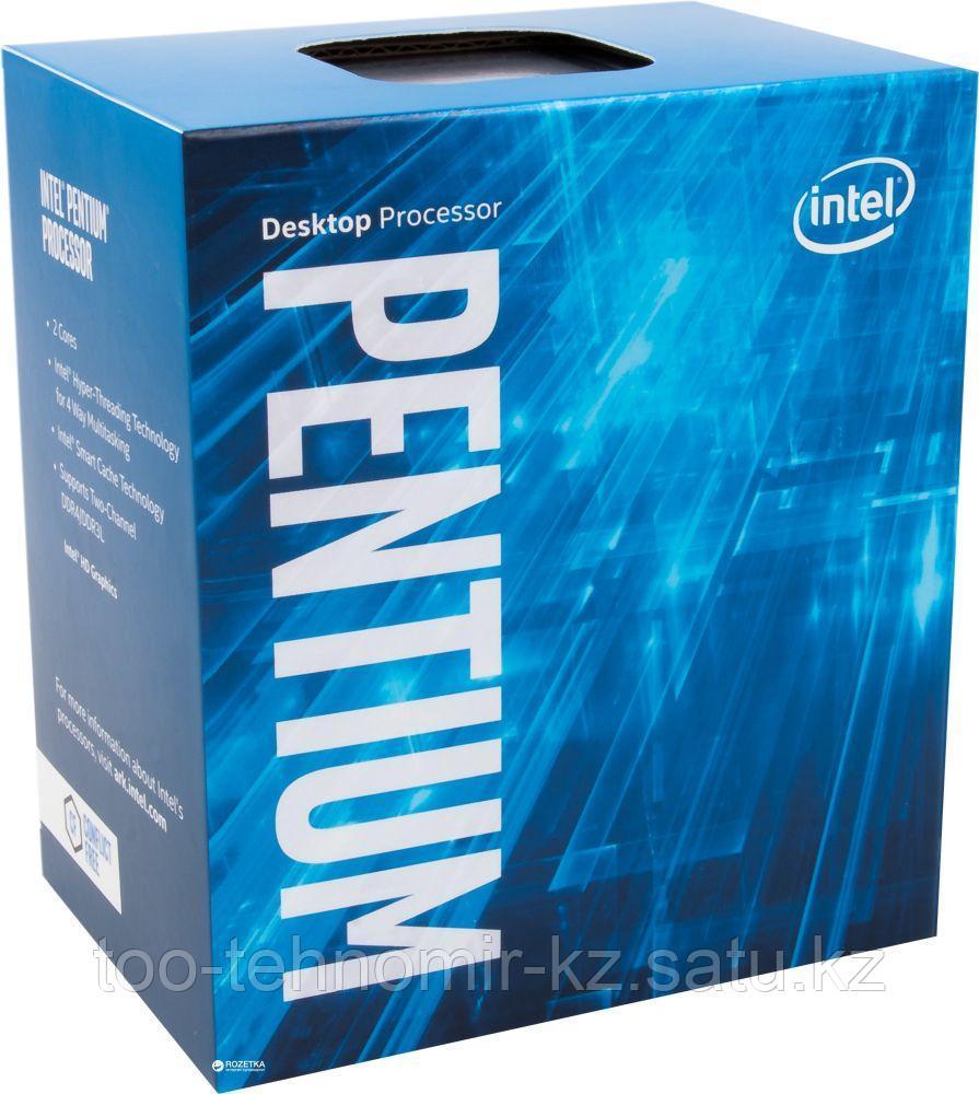 Процессор 1151 CPU Intel Pentium G4600 TRAY