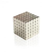 Тетракуб магнитный конструктор 5 мм 216 кубиков (Tetracube), фото 1