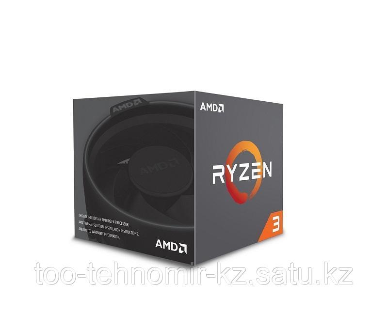 Процессор  CPU AMD Ryzen 3 1300X, 3.5GHz/AM4/14nm/Zen/8 Mb L3 Cache/BOX