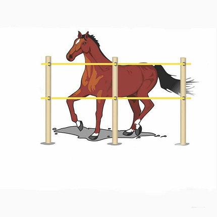 Электропастух для лошадей (комплект на 200 м.), фото 2
