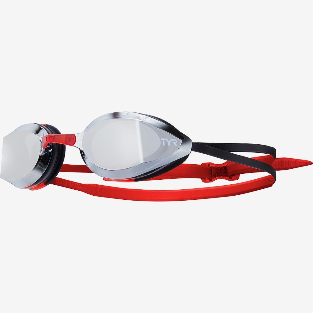 Очки для плавания TYR Edge-X Racing Mirrored