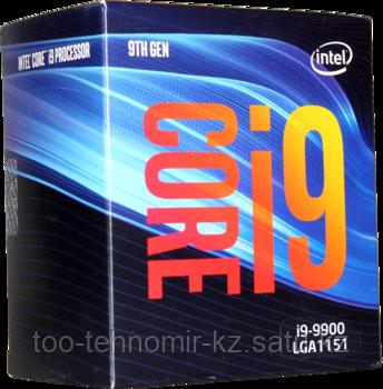 Процессор 1151 CPU Intel Core i9 9900 3,1GHz (5,0GHz) 16Mb 8/16 Core Coffe Lake Tray 65W