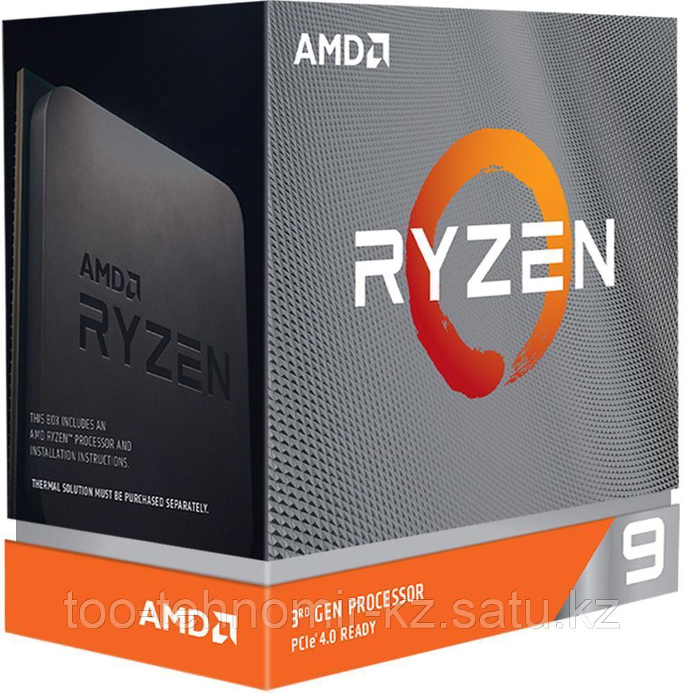 Процессор  CPU AMD Ryzen 9 3950X 3,5Гц (4,7ГГц Turbo) AM4, 16/32, 8Mb, L3 64Mb, PCIe 4.0 x16, WOF