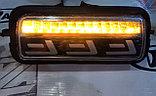 Диодные подфарники LLL+бегущий поворотник  Лада 4х4, фото 3