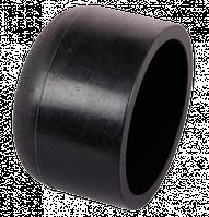 Заглушка ПЭ DN 450 стык спайка SDR17, L-110, L-150, тс- 30мм
