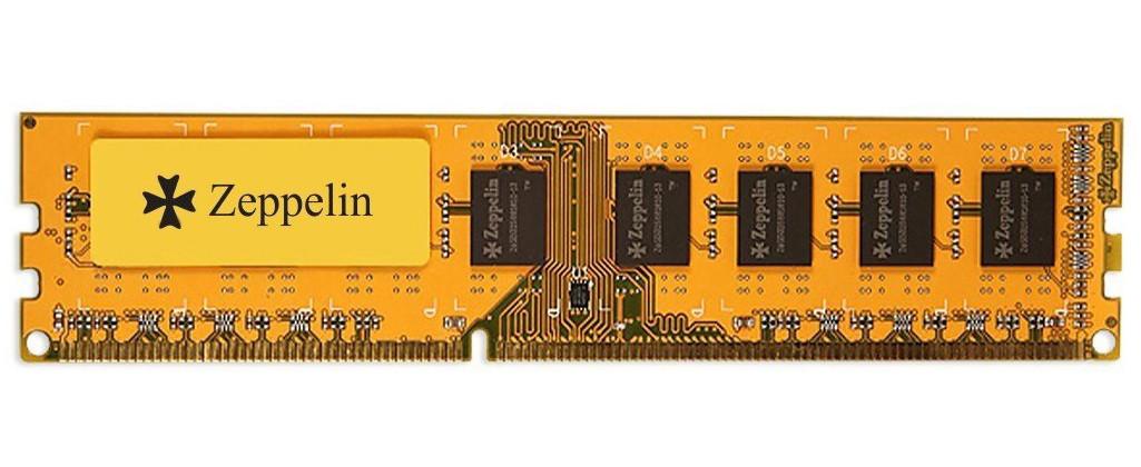 Оперативная память 2GB/1600 DDR3 Zeppelin