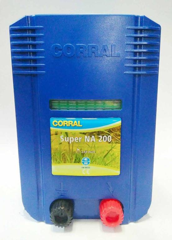 Электропастух CORRAL Super NA200 (генератор импульсов) Германия