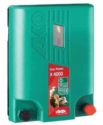 Универсальный электризатор электропастуха Duo Power Х4000, фото 2