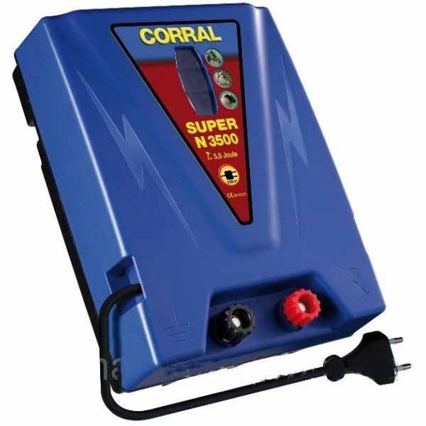 Сетевой генератор импульсов для электропастуха Corral N3500
