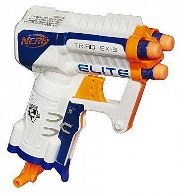 "Hasbro Nerf N-Strike Elite Пистолет Бластер ""Триад"" (Triad)"