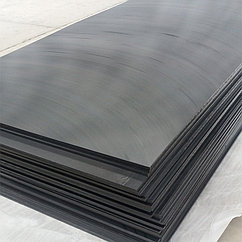 Лист ПНД 3000х1500х5 мм, черный