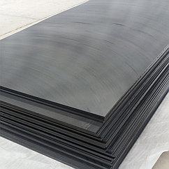 Лист ПНД 3000х1500х8 мм, черный
