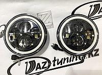 LED фары на ВАЗ 2121, фото 1