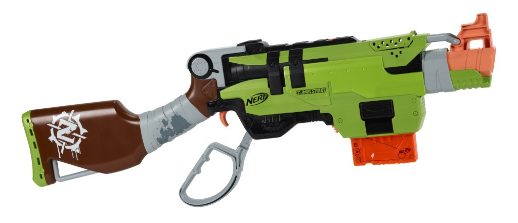 "Hasbro Nerf Zombie Strike Бластер ""СлингФайр"" (SlingFire)"