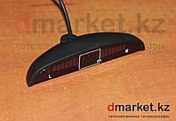 Парктроники серые Tomahawk DM-1041G, 4 датчика, врезные, от 0 до 2.5 метров