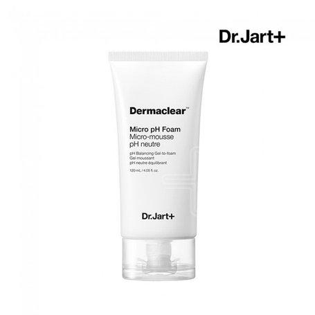 Очищающая гель-пенка для умывания, Dermaclear Micro pH Foam, фото 2