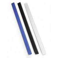 Скрепкошина DONAU, А4, 6 мм, 60 листов, пластик, синяя  7895001PL/10-11