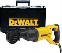 Сабельная пила DeWalt DWE305PK,1100Вт.,0-2800 ход\мин.,4 положения