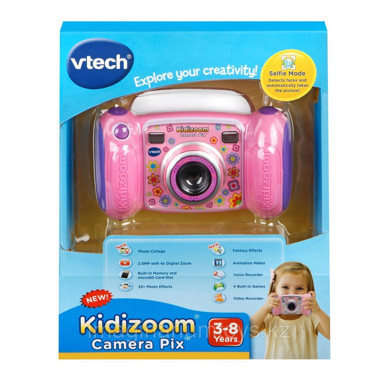 Детская цифровая фото камера VTech KidiZoom Camera