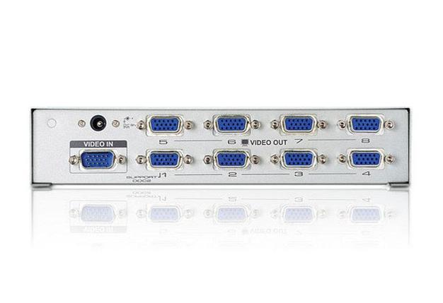 Сплиттер (Разветвитель) VGA 8 портов, фото 2