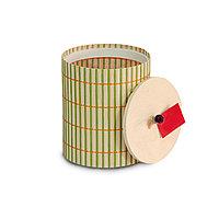 Шкатулка бамбуковая