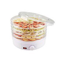 Сушилка для продуктов с терморегулятором Фуддегидратор Сезонная распродажа летних товаров