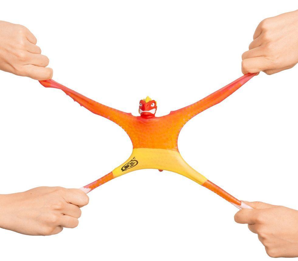 Гуджитсу Блейзагот тянущаяся фигурка Goo Jit Zu - фото 2
