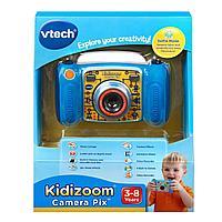 Цифровой фотоаппатарт дял детей VTech KidiZoom синий, фото 1