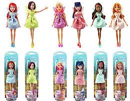 """Кукла winx club """"мисс винкс"""" 6 шт в ассортименте"""