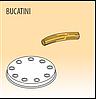 Фильера Fimar BUCATINI, паста Ø 4 мм для модели MPF 2,5 и MPF 4