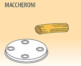 Фильера Fimar MACCHERONI, паста Ø 8,5 мм для модели MPF 2,5 и MPF 4
