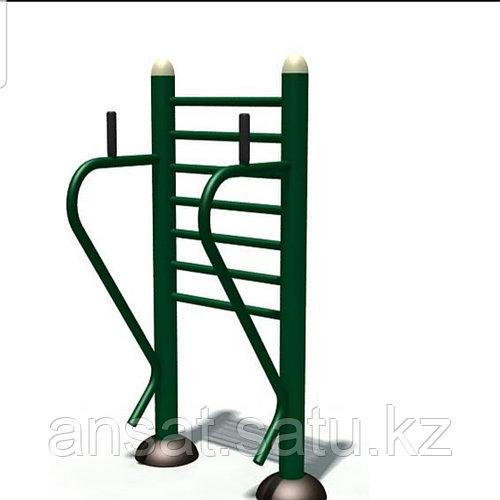Уличный фитнес тренажер