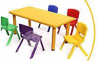 Пластиковые детские стуля, фото 2
