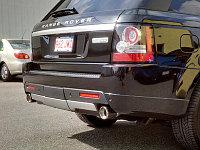 Выхлопная система Quicksilver на Range Rover Sport (2005-2013), фото 1