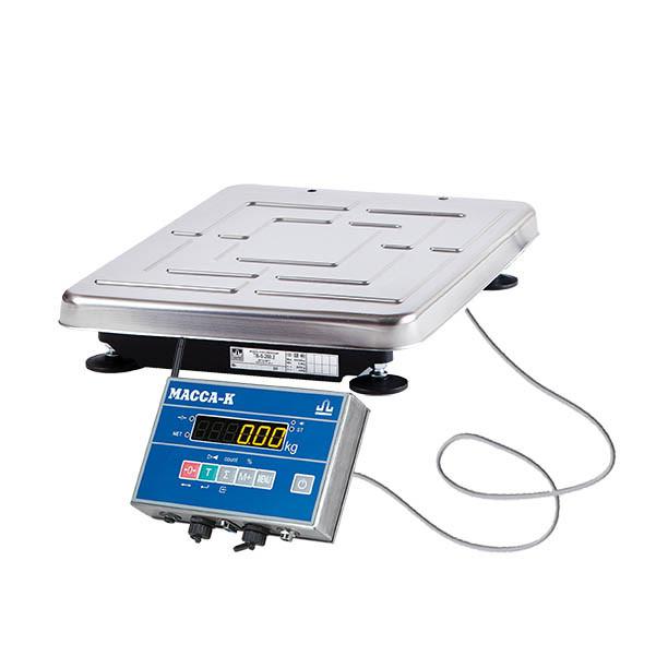 Напольные весы TB-S-200.2- AВ(RUEW) -1 20/50 г, 200 кг