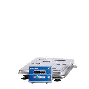 Весы товарные с круглой вращающейся стойкой TB-S-200.2- AВ-2 20/50 г, 200 кг, фото 2