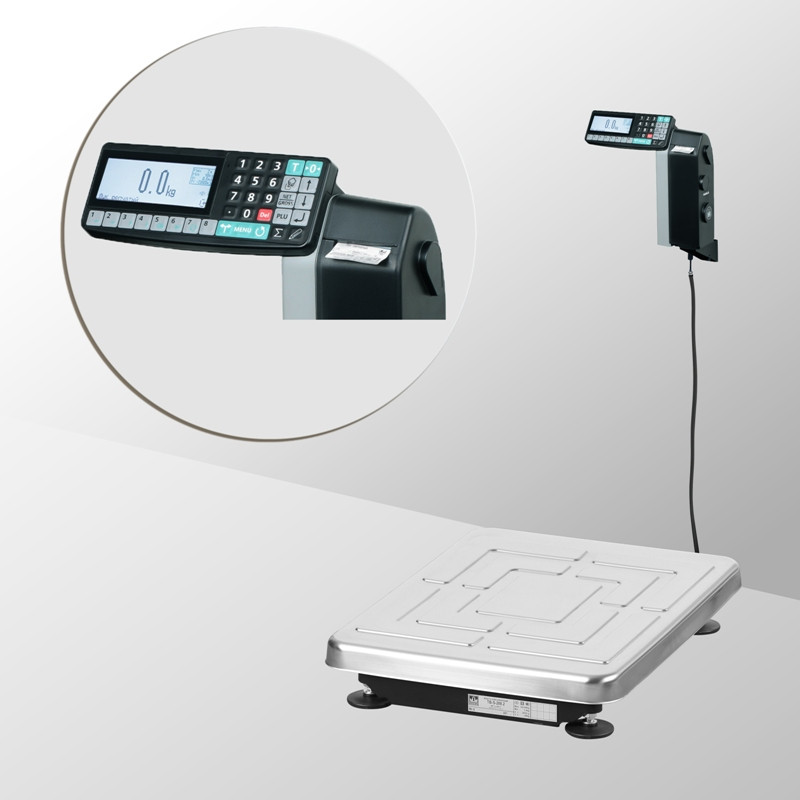 Весы товарные TB-S-60.2- R2L1 10/20  г , 60 кг