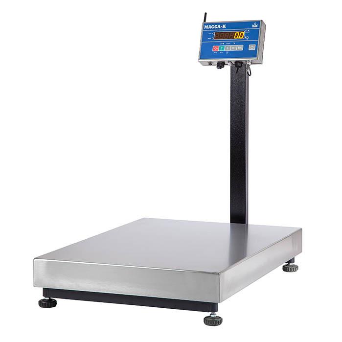 Весы товарные TB-М-600.2- AВ(RUEW)3 100/200  г , 600 кг