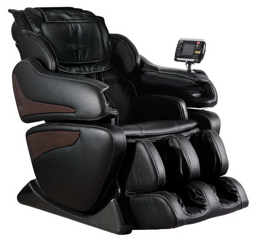 Массажное кресло US Medica Infinity Touch (Черный)