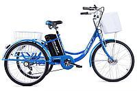 Трицикл IZH-Bike Farmer (Синий)