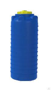 Пластиковая емкость для воды или технических жидкостей на 750 л