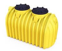 Пластиковая емкость для воды 3000 л