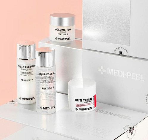 Антивозрастной мини - набор, Medi-Peel Peptide Skinсare Trial Kit, фото 2