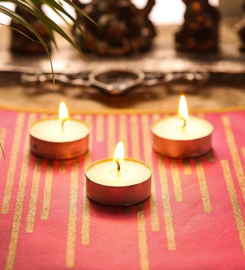 Свечки для ванны 50 шт. Романтический вечер - фото 2