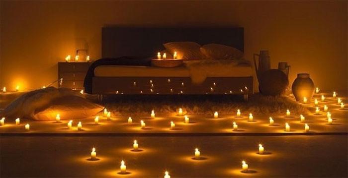 Свечки для ванны 50 шт. Романтический вечер - фото 5