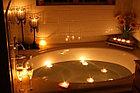 Свечки для ванны 50 шт., в форме сердца, Романтический вечер, фото 5