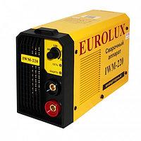 Сварочный аппарат EUROLUX IWM220, фото 1