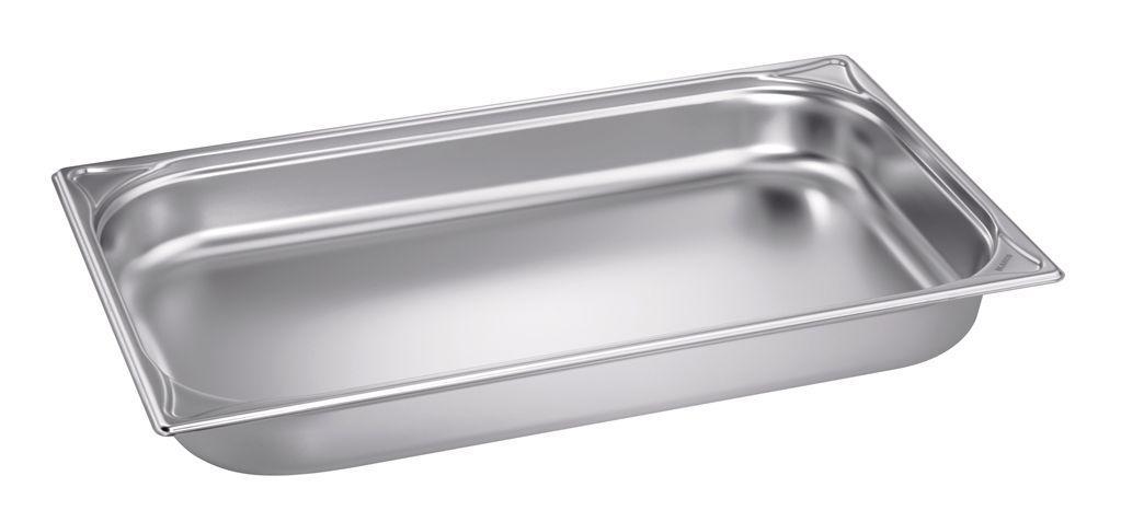 Гастроемкость Gastrorag GN 2/1-100 мм, емкость 29 л