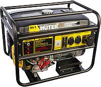 Портативный бензогенератор HUTER DY8000LX