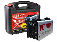 Сварочный аппарат РЕСАНТА САИ-220 в кейсе, фото 1